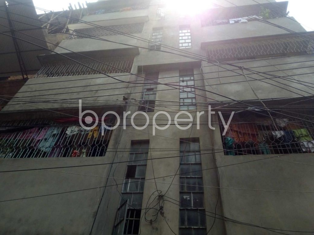 Front view - 3 Bed Apartment to Rent in Lalbagh, Dhaka - 1904697