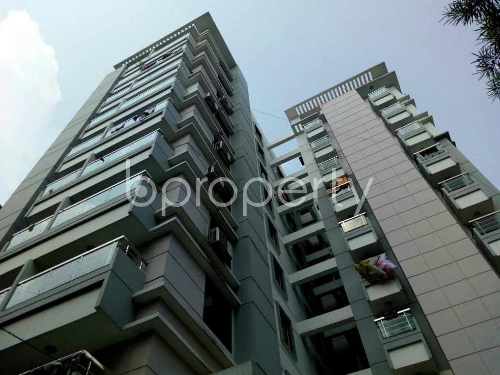Outside view - 3 Bed Apartment for Sale in Dhanmondi, Dhaka - 1904912