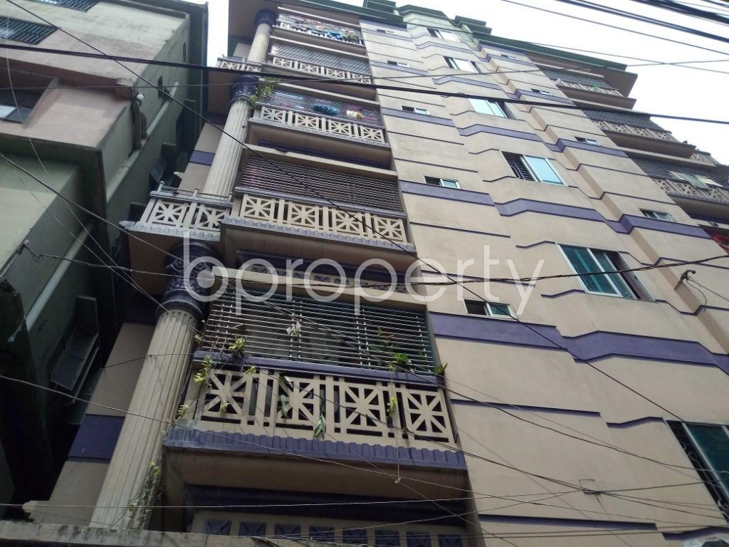 Front view - 2 Bed Apartment to Rent in Lalbagh, Dhaka - 1905161
