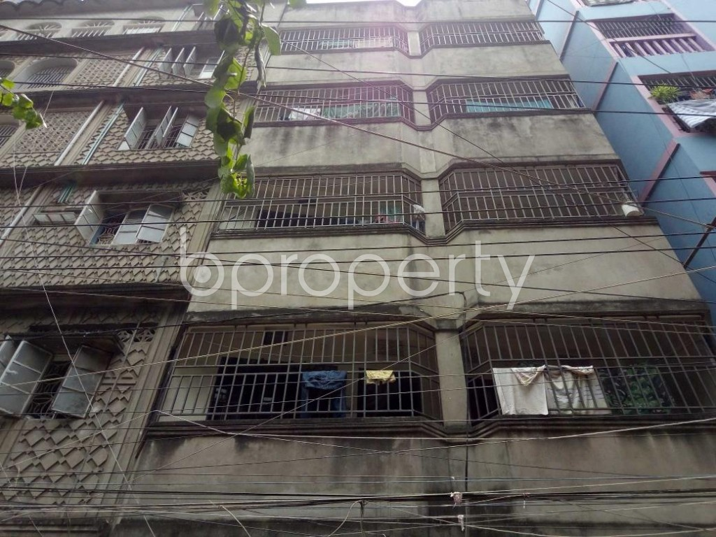 Front view - 3 Bed Apartment to Rent in Lalbagh, Dhaka - 1905188