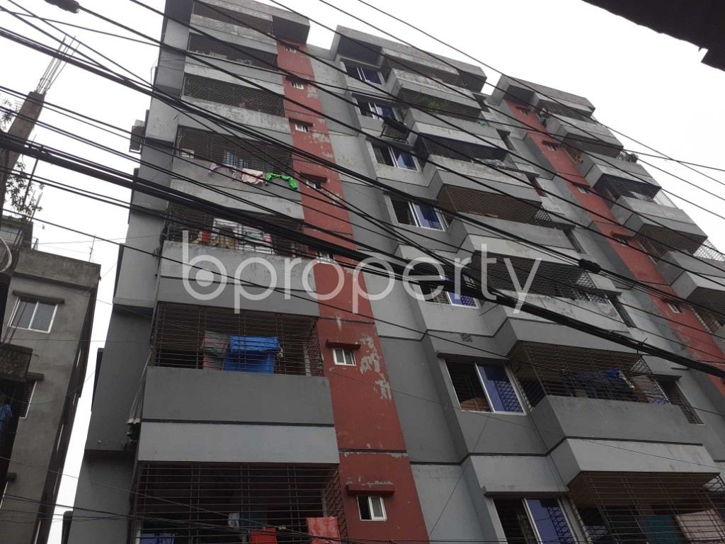 Outside view - 3 Bed Apartment for Sale in Jatra Bari, Dhaka - 1905604