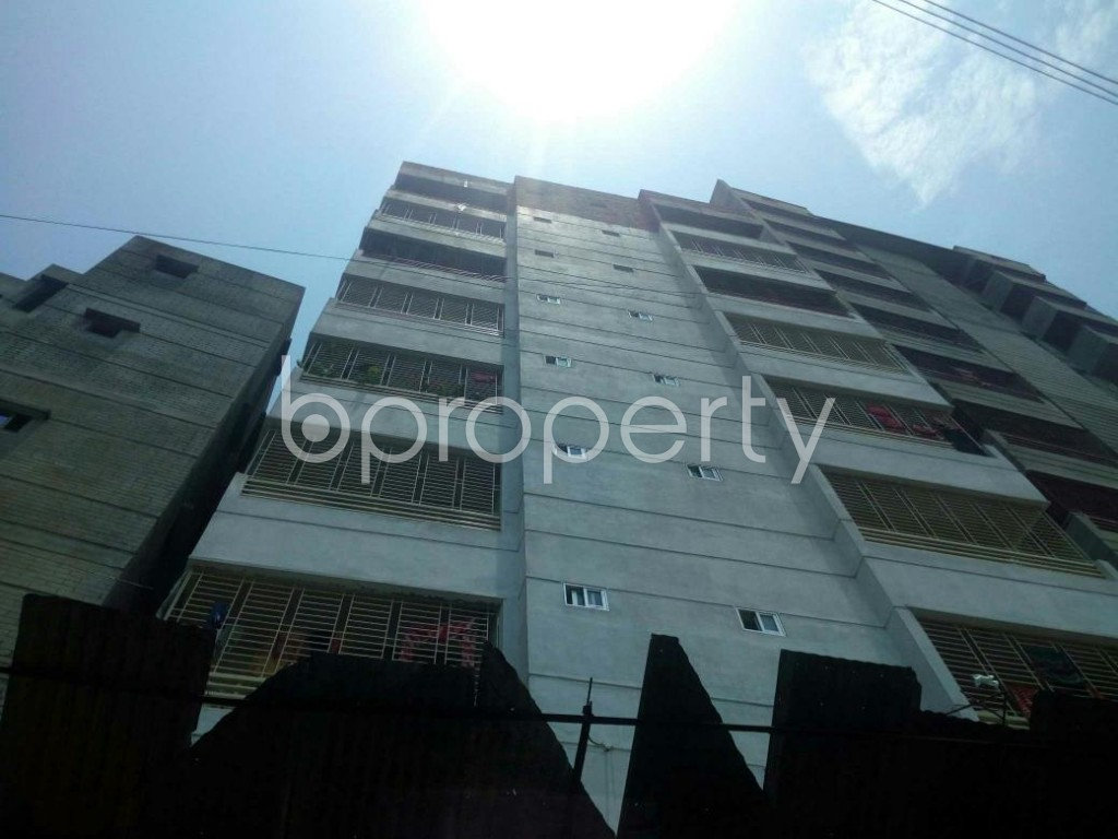 Front view - 2 Bed Apartment to Rent in Bagichagaon, Cumilla - 1905676