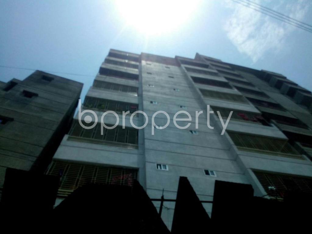 Front view - 2 Bed Apartment to Rent in Bagichagaon, Cumilla - 1905677