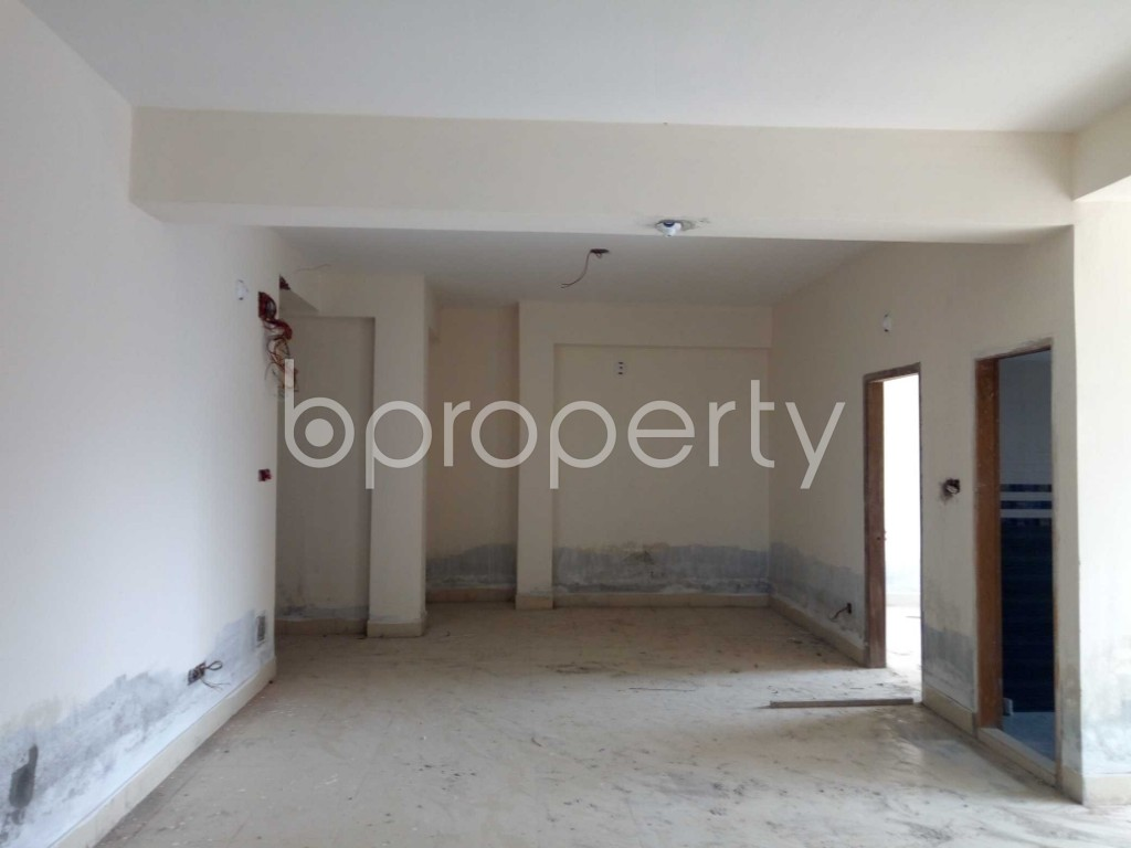 Dine/Dining - 3 Bed Apartment for Sale in Bashabo, Dhaka - 1905868