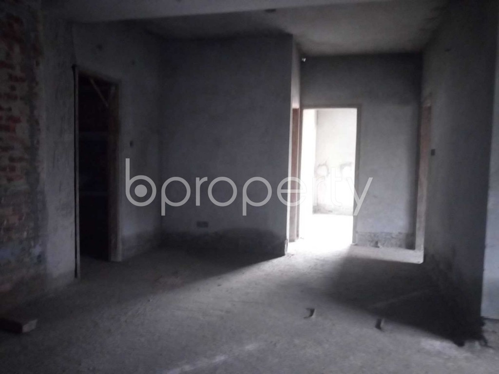 Dine/Dining - 3 Bed Apartment for Sale in Ibrahimpur, Dhaka - 1905975