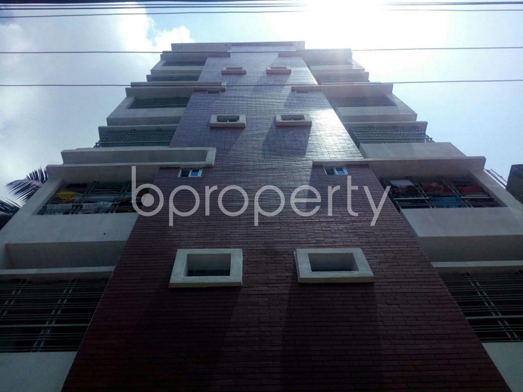 Front view - 3 Bed Apartment to Rent in East Nasirabad, Chattogram - 1906075