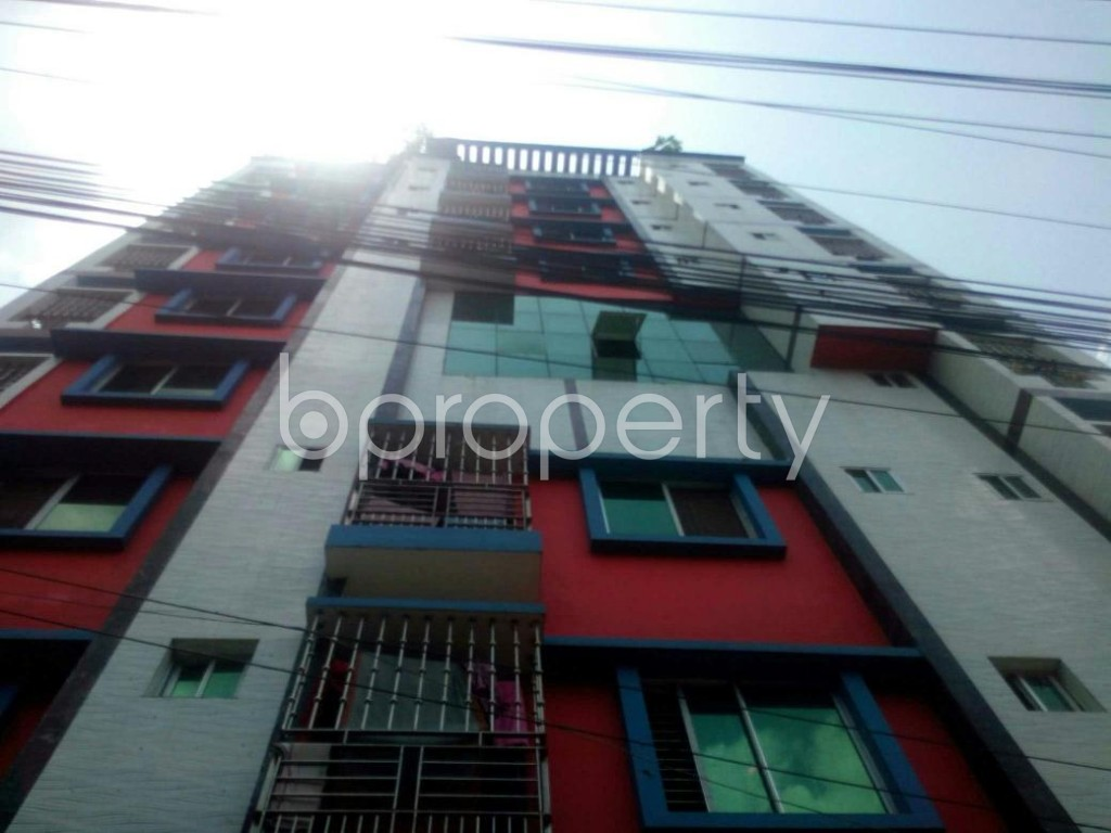 Front view - 3 Bed Apartment to Rent in Kandirpar, Cumilla - 1906253