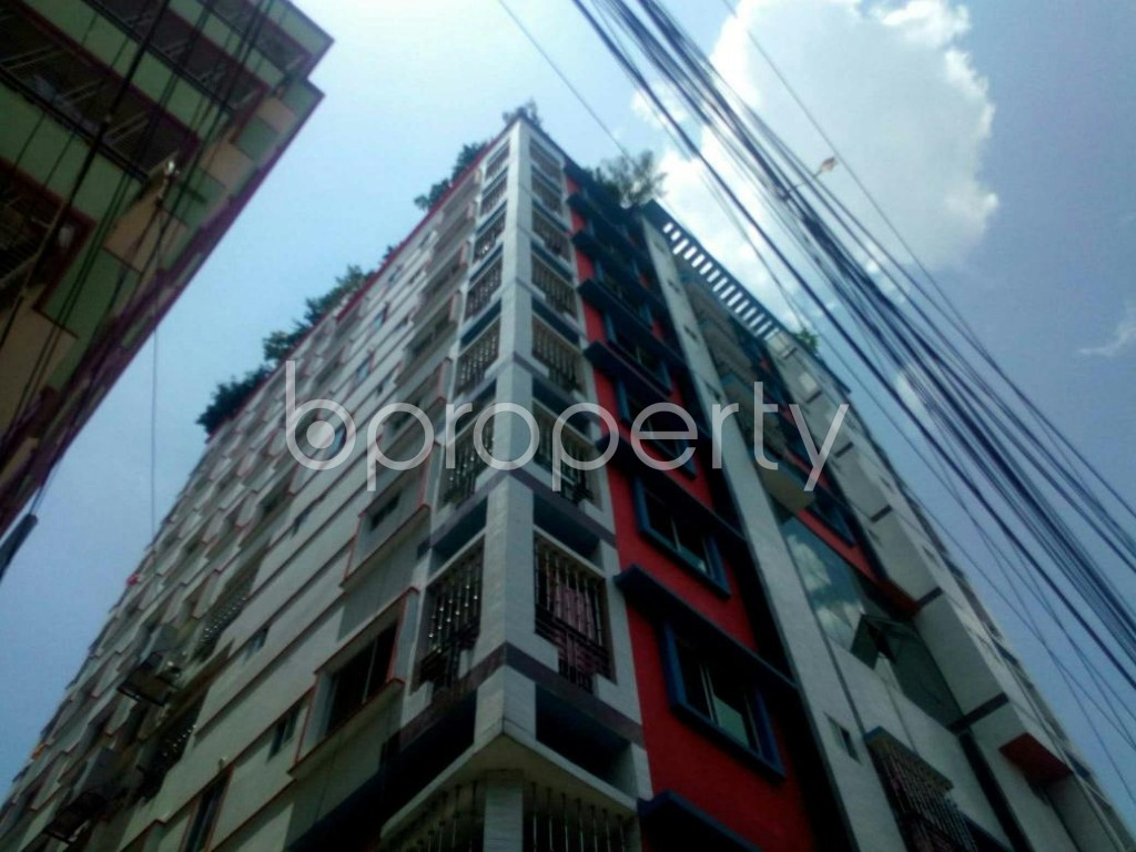 Outside view - 3 Bed Apartment to Rent in Kandirpar, Cumilla - 1906254