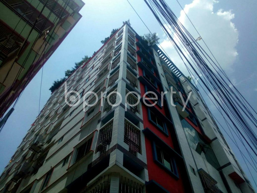 Outside view - 3 Bed Apartment to Rent in Kandirpar, Cumilla - 1906255