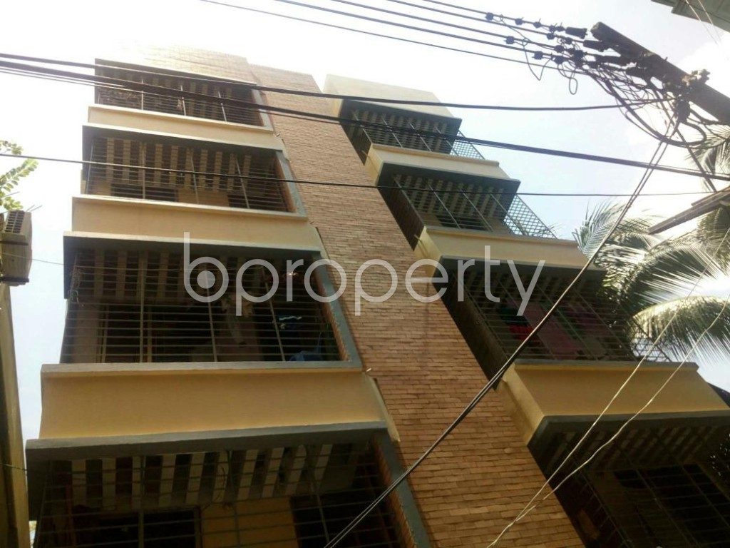 Front view - 2 Bed Apartment to Rent in East Nasirabad, Chattogram - 1906298