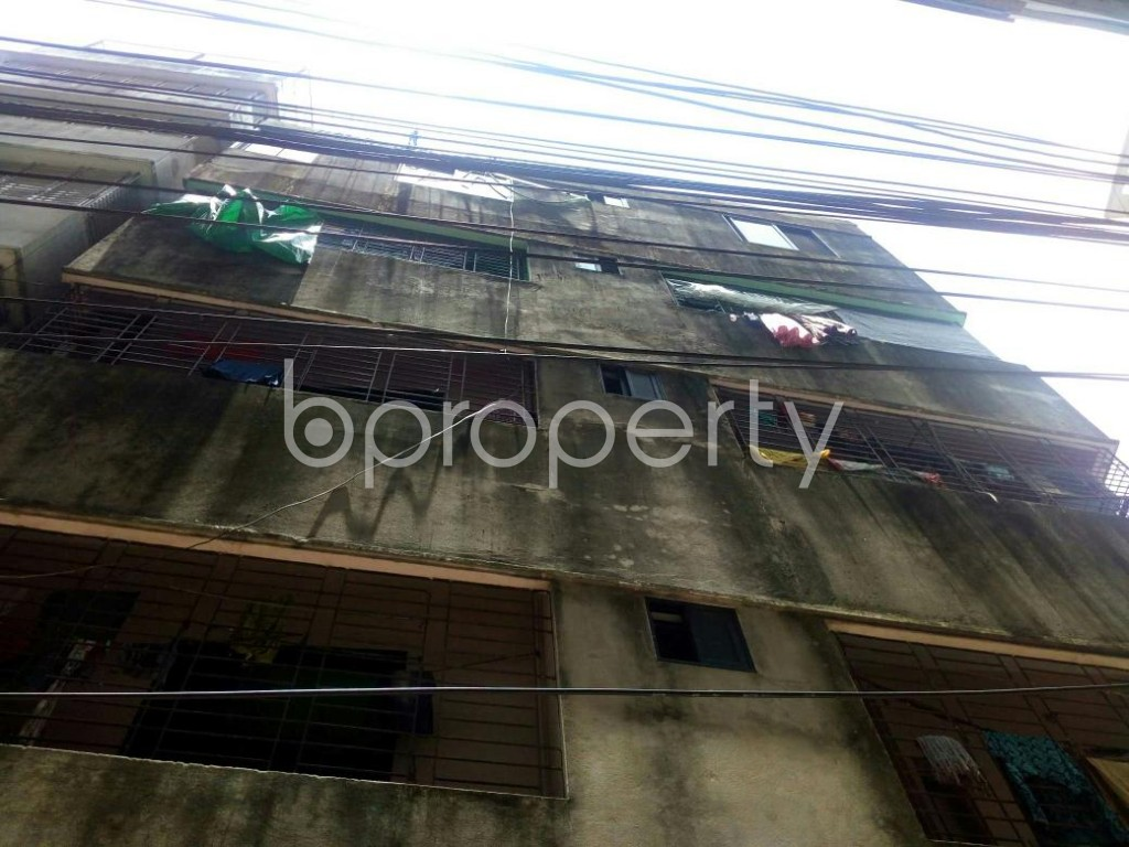 Front view - 2 Bed Apartment to Rent in East Nasirabad, Chattogram - 1906403