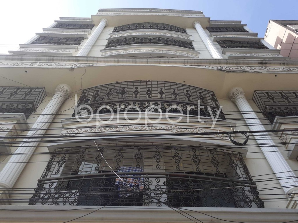 Front view - 4 Bed Apartment to Rent in Banani, Dhaka - 1906444