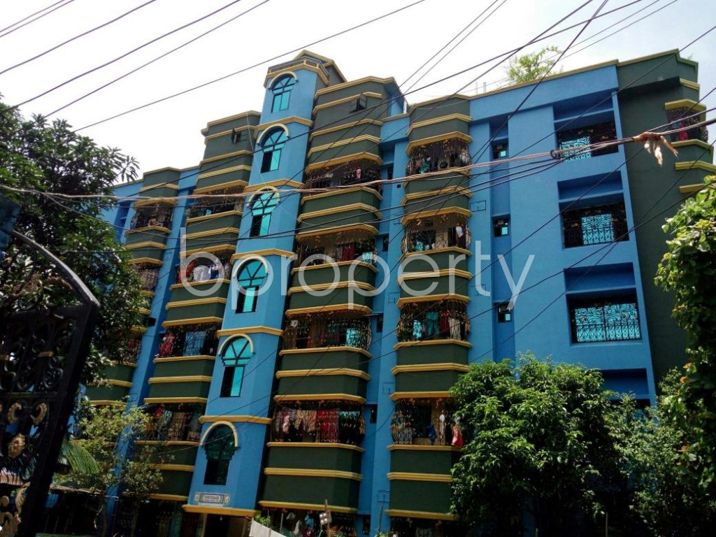 Front view - 2 Bed Apartment to Rent in Hathazari, Chattogram - 1906501