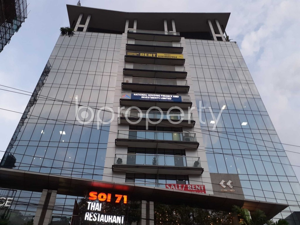 Commercial inside - Office for Sale in Gulshan, Dhaka - 1906601