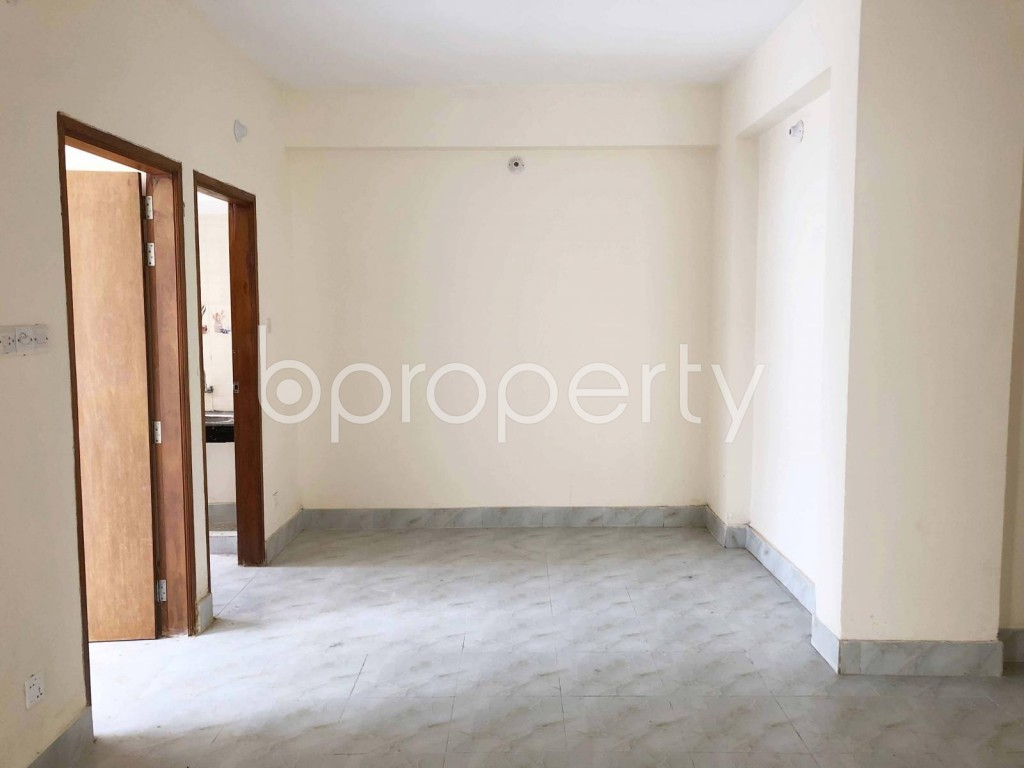 Image 1 - 3 Bed Apartment for Sale in Mirpur, Dhaka - 1901795