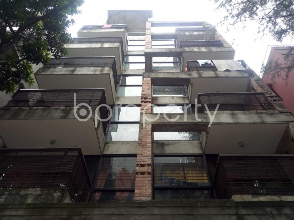 Front view - 4 Bed Duplex to Rent in Uttara, Dhaka - 1906825