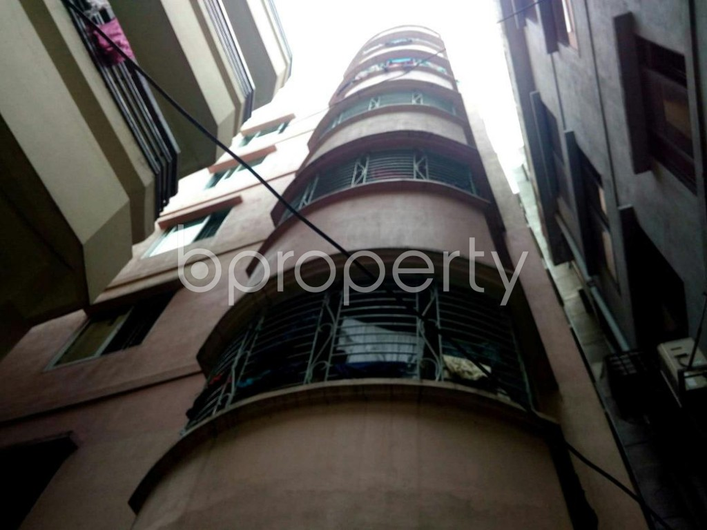Front view - 3 Bed Apartment to Rent in East Nasirabad, Chattogram - 1906841