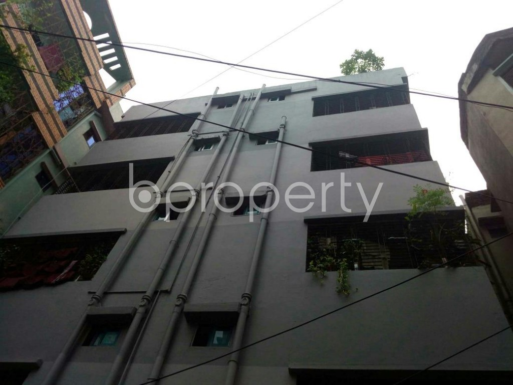 Front view - 1 Bed Apartment to Rent in East Nasirabad, Chattogram - 1906860