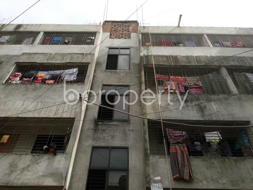Front view - 2 Bed Apartment to Rent in Mohammadpur, Dhaka - 1906904