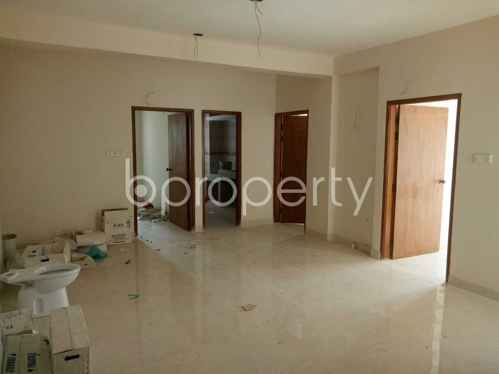 Bedroom - 3 Bed Apartment to Rent in Mohammadpur, Dhaka - 1907154