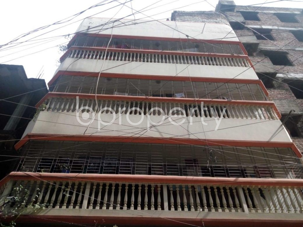 Front view - 3 Bed Apartment to Rent in Mohammadpur, Dhaka - 1907156
