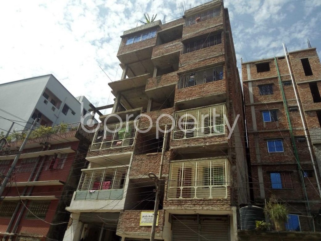Front view - 2 Bed Apartment to Rent in Lalbagh, Dhaka - 1907177