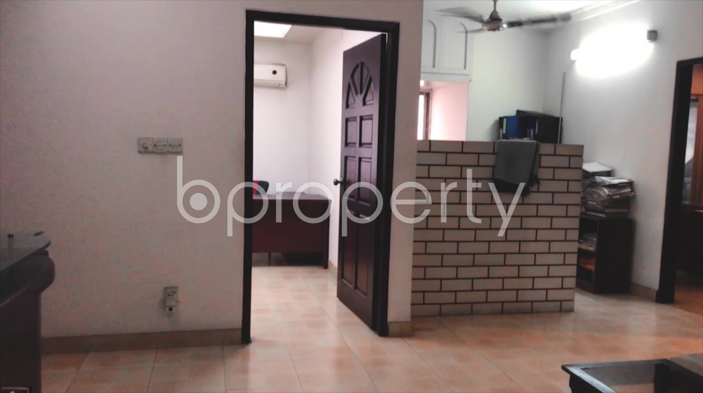 Empty Room - 3 Bed Apartment for Sale in Niketan, Dhaka - 1903509