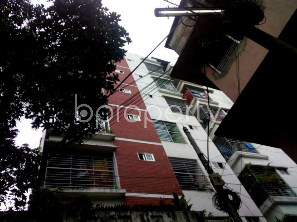 Front view - 3 Bed Apartment to Rent in East Nasirabad, Chattogram - 1907263