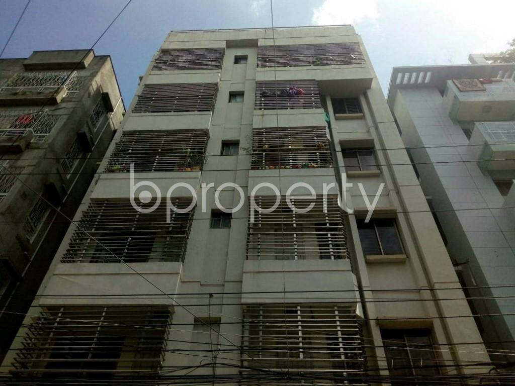 Front view - 3 Bed Duplex to Rent in Uttara, Dhaka - 1907323