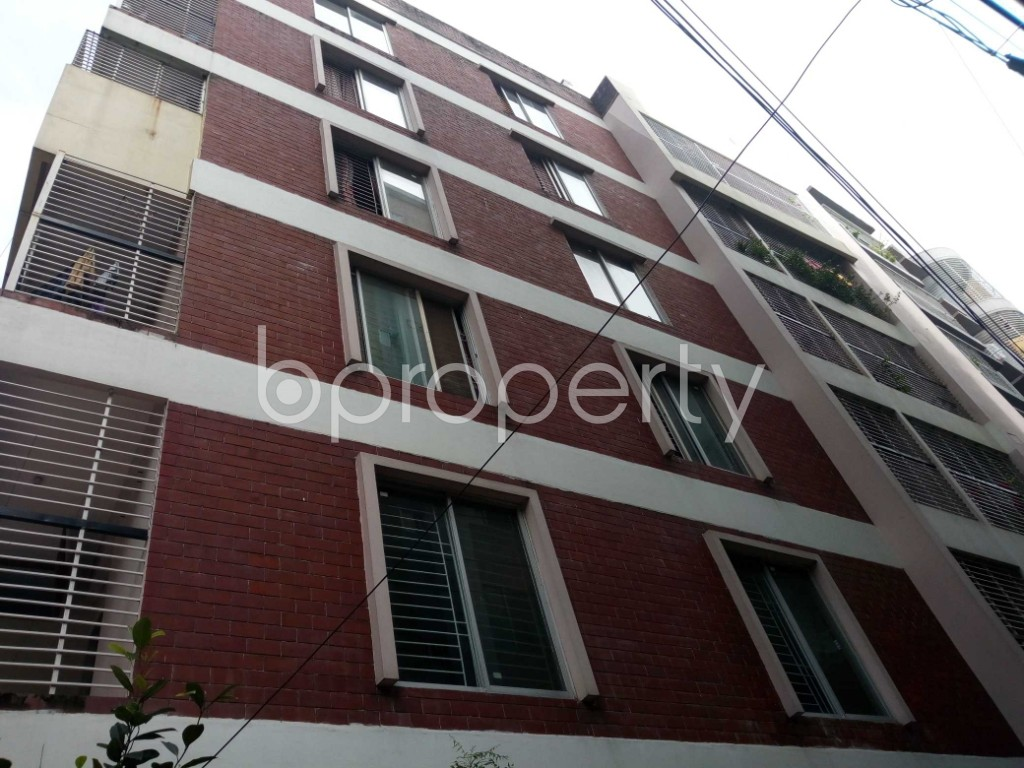 Outside view - 3 Bed Apartment for Sale in 11 No. South Kattali Ward, Chattogram - 1907338