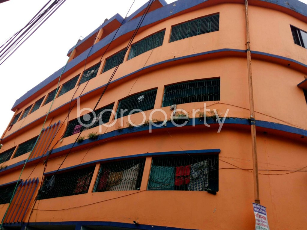 Outside view - 2 Bed Apartment to Rent in Hathazari, Chattogram - 1907353