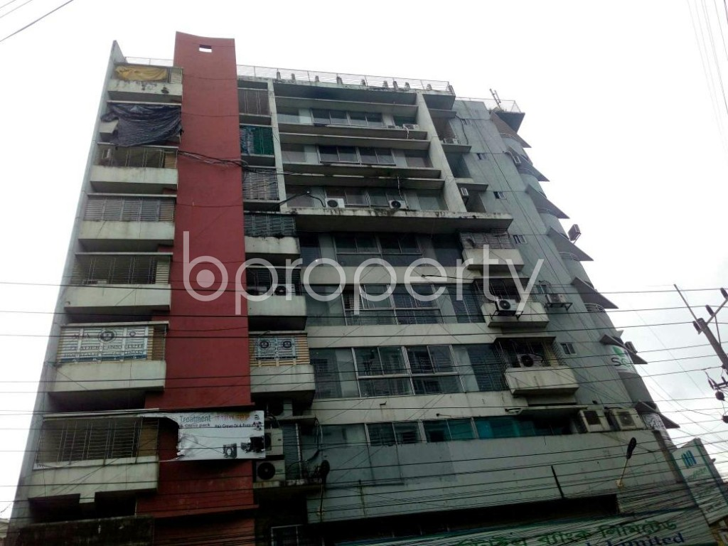Front view - 3 Bed Apartment to Rent in South Khulsi, Chattogram - 1907394