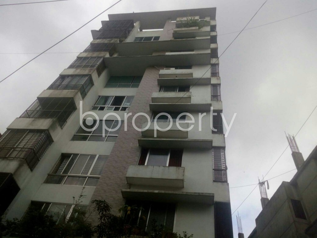 Outside view - 3 Bed Apartment for Sale in 7 No. West Sholoshohor Ward, Chattogram - 1907555