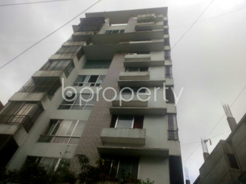 Outside view - 3 Bed Apartment for Sale in 7 No. West Sholoshohor Ward, Chattogram - 1907557