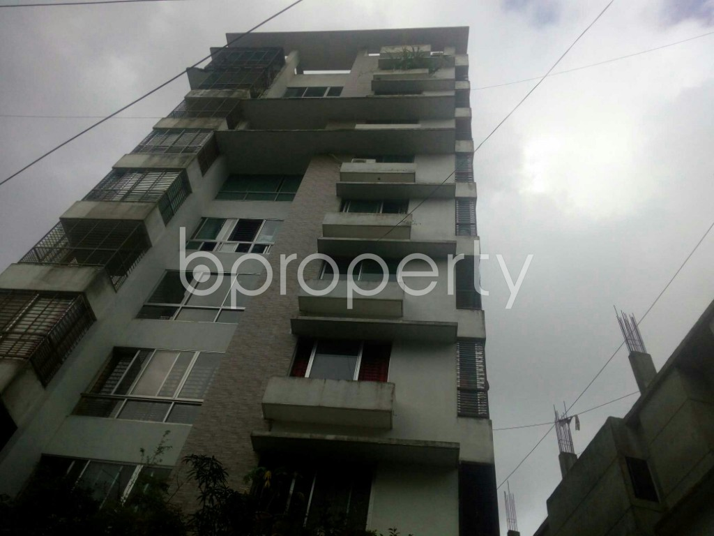 Outside view - 3 Bed Apartment for Sale in 7 No. West Sholoshohor Ward, Chattogram - 1907552