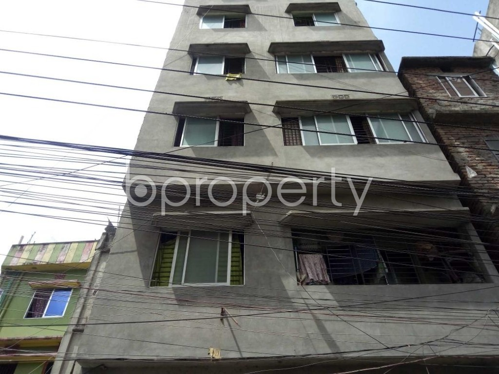Front view - 2 Bed Apartment to Rent in Lalbagh, Dhaka - 1907661