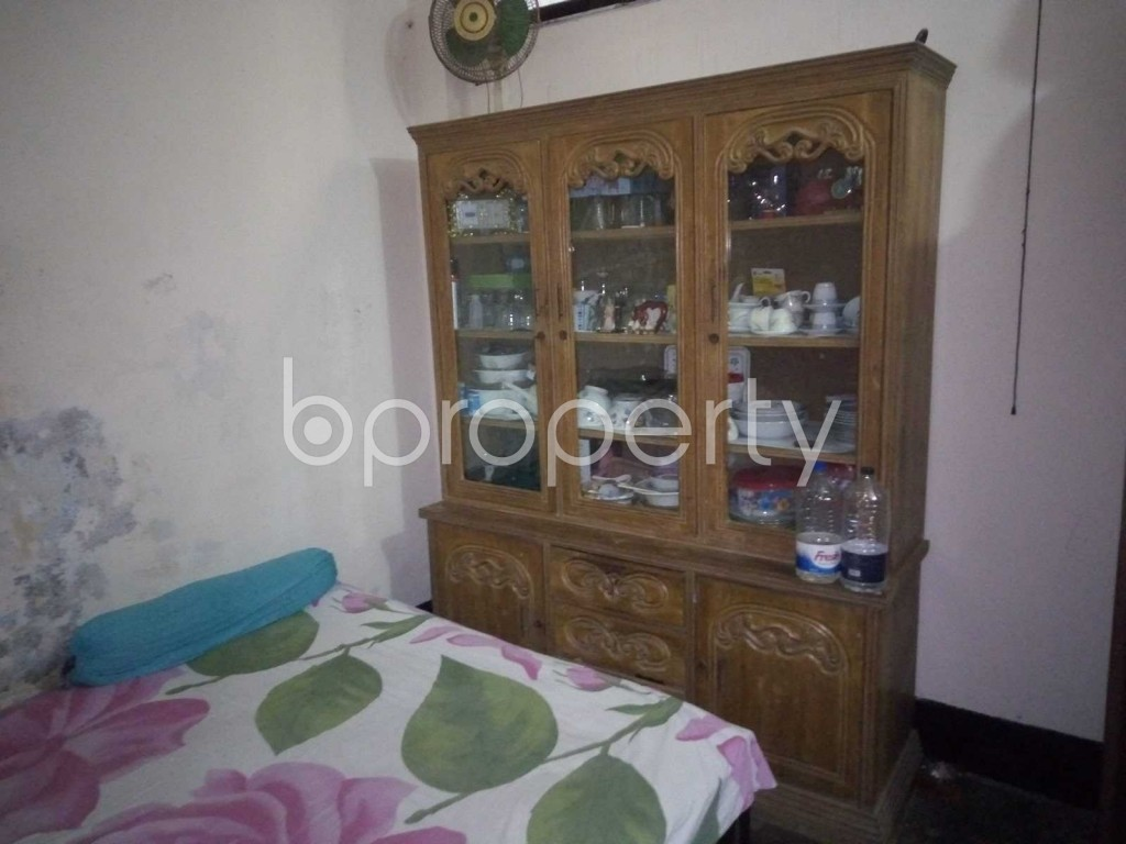 Bedroom - 1 Bed Apartment for Sale in Sutrapur, Dhaka - 1907677