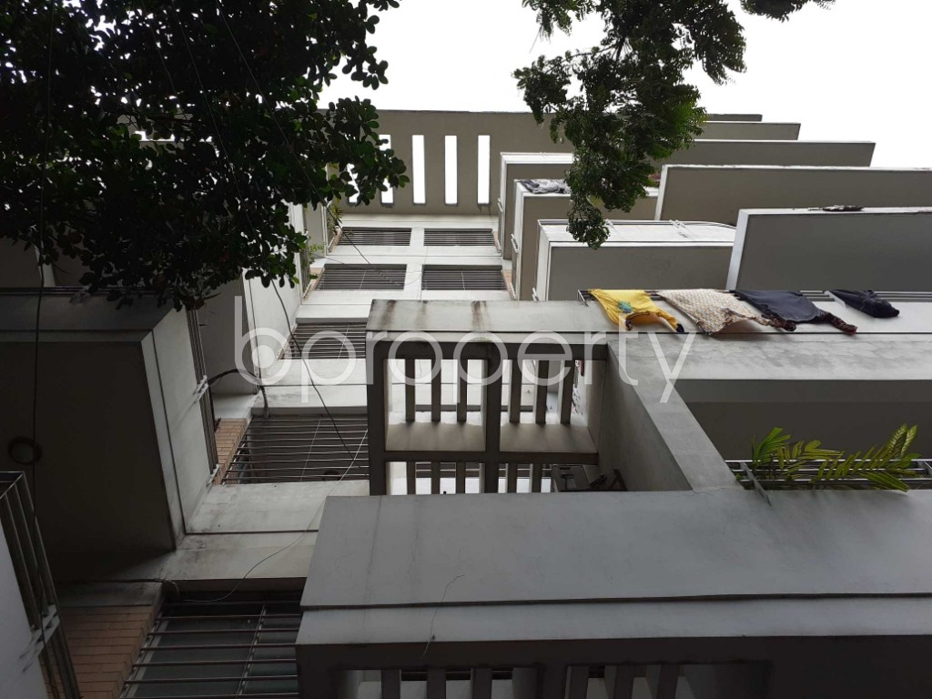 Front view - 3 Bed Apartment for Sale in Banani DOHS, Dhaka - 1907716