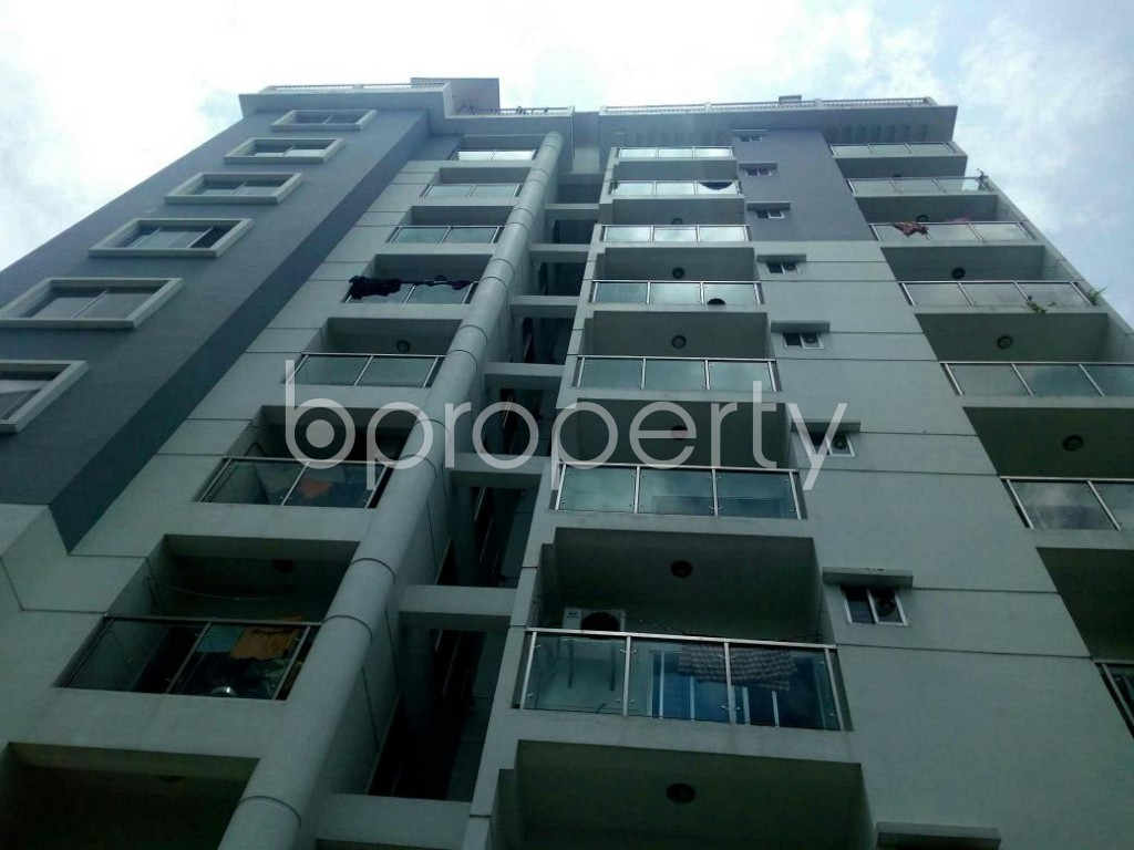 Front view - 3 Bed Apartment for Sale in Khulshi, Chattogram - 1907725