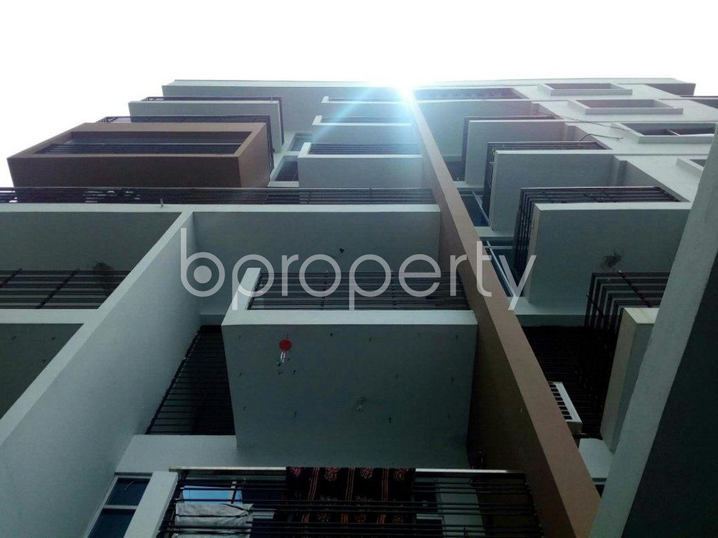 Front view - 3 Bed Apartment for Sale in Khulshi, Chattogram - 1907728
