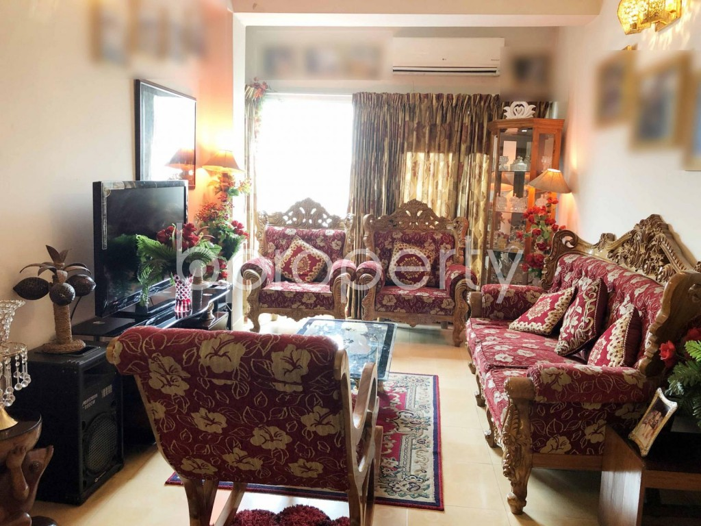 Image 1 - 4 Bed Apartment for Sale in Shiddheswari, Dhaka - 1895481