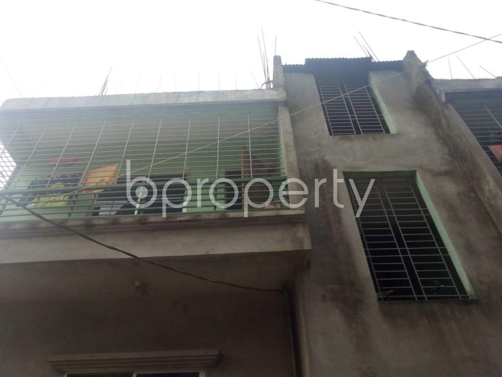 Outside view - 7 Bed Building for Sale in Khilkhet, Dhaka - 1907953