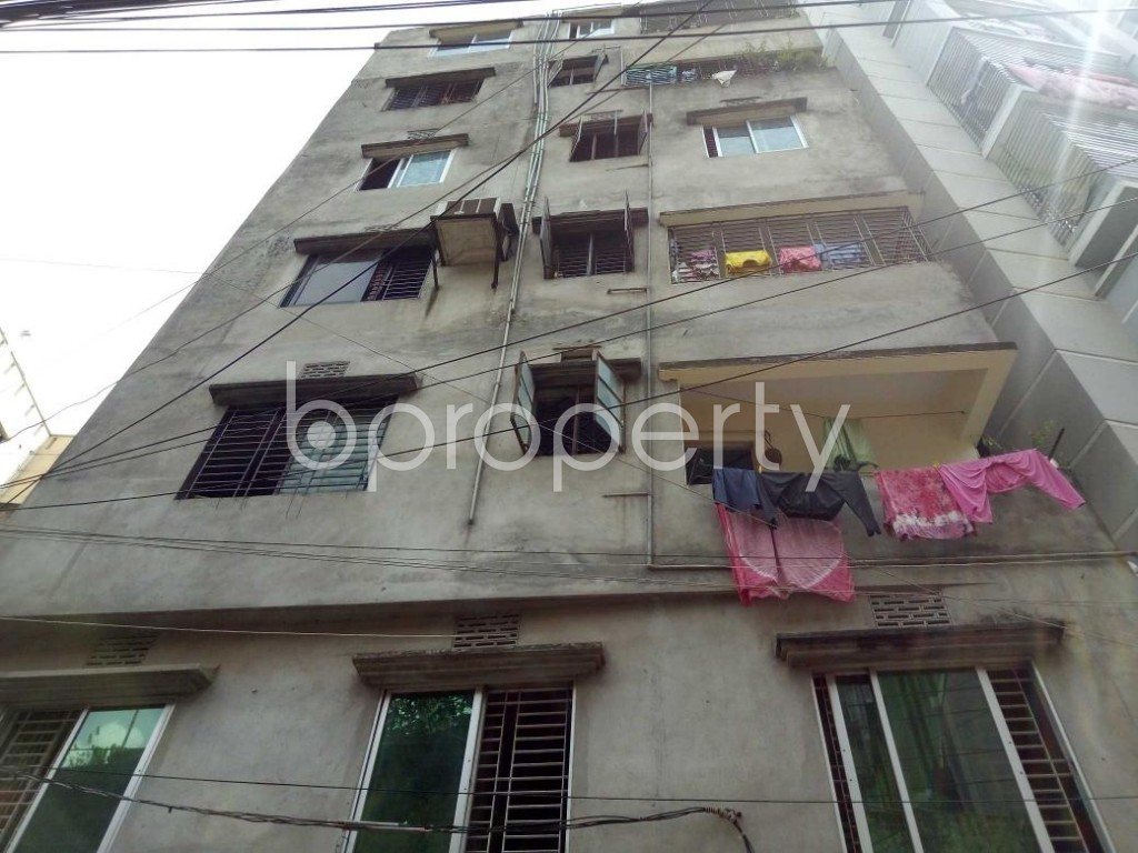 Front view - 2 Bed Apartment to Rent in Lalbagh, Dhaka - 1908102