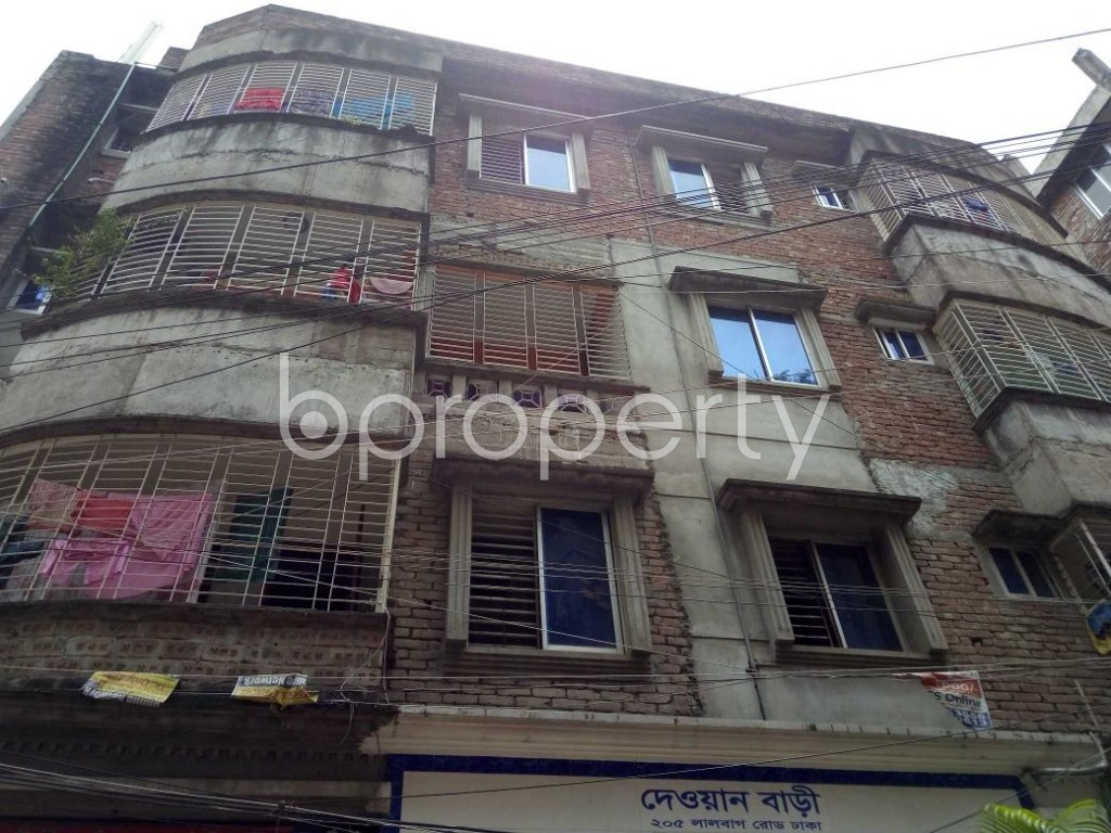 Front view - 2 Bed Apartment to Rent in Lalbagh, Dhaka - 1908136