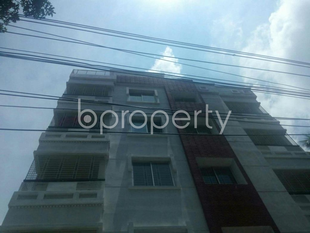 Front view - 2 Bed Apartment to Rent in Bagichagaon, Cumilla - 1908137