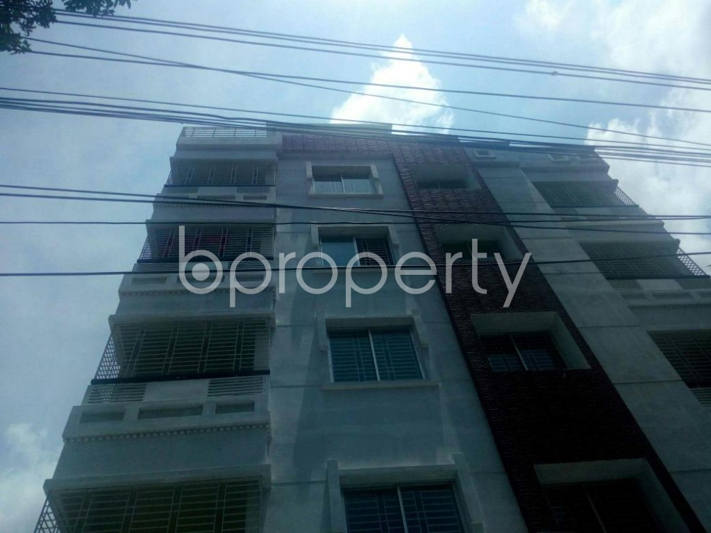 Front view - 2 Bed Apartment to Rent in Bagichagaon, Cumilla - 1908138