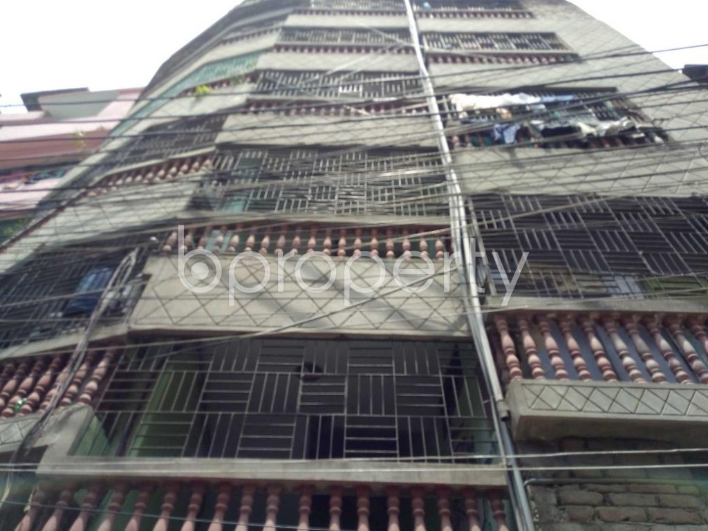 Front view - 2 Bed Apartment to Rent in Lalbagh, Dhaka - 1908158