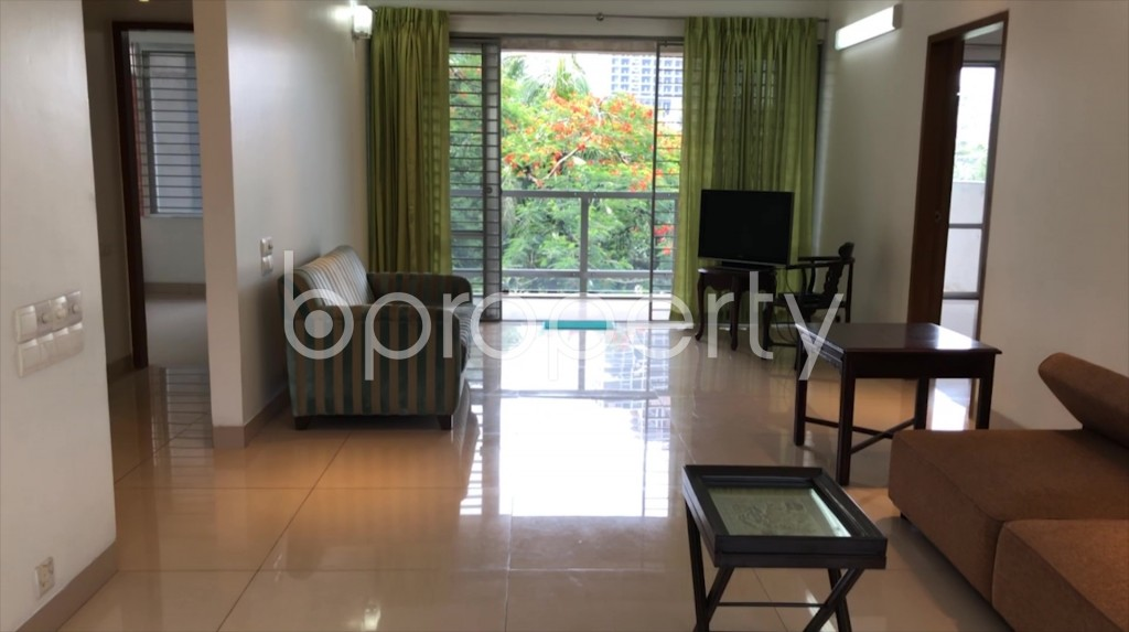 Dining area - 3 Bed Apartment for Sale in Gulshan, Dhaka - 1846264