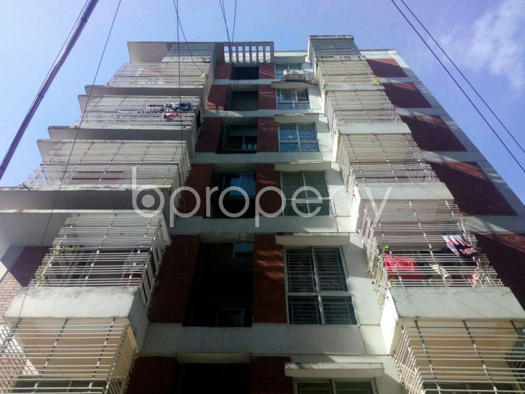 Front view - 3 Bed Apartment for Sale in Khulshi, Chattogram - 1908208