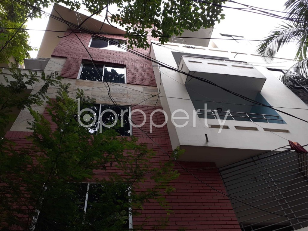 Front view - 3 Bed Apartment for Sale in Gulshan, Dhaka - 1908319